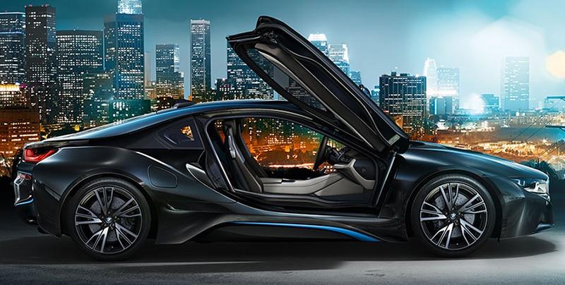 Wow! BMW i8 Hadir di GIASS 2016