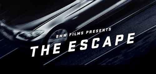 Inilah Film Pendek The Escape dari BMW Movies