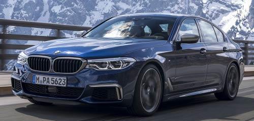 Pengalaman Mendebarkan dengan BMW M550i