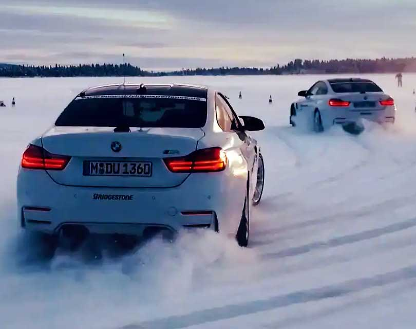 Pengemudi Handal di BMW Driving Experience