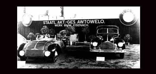 Sejarah Mobil BMW