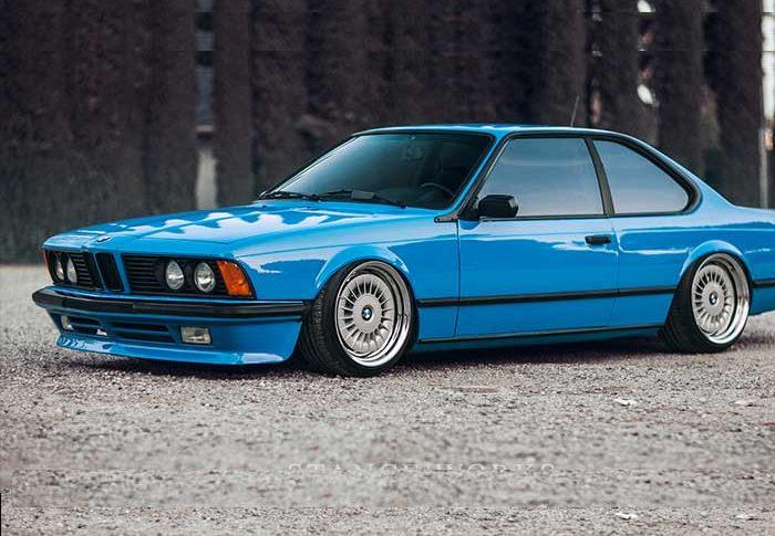 BMW 6 Series E24
