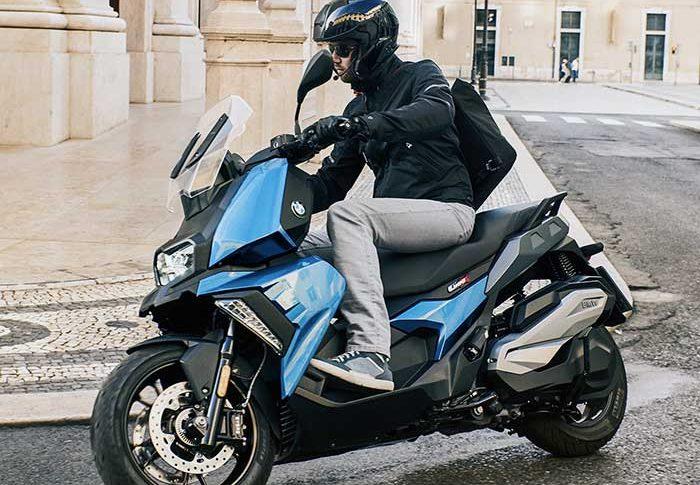 Skuter Matik Premium BMW C400X