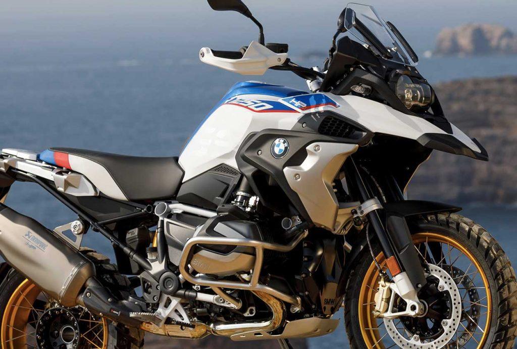 Tentang BMW R 1250 GS
