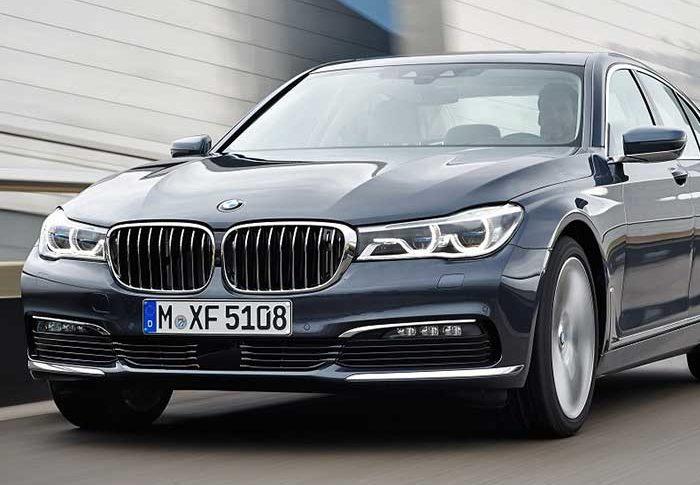 BMW 7 Series G11