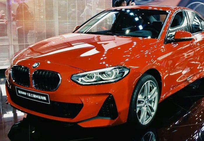 BMW 1 Series F52