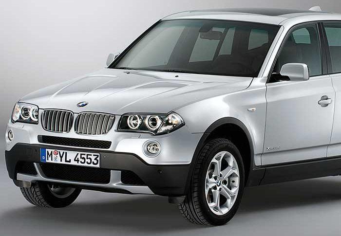 BMW X3 Series E83
