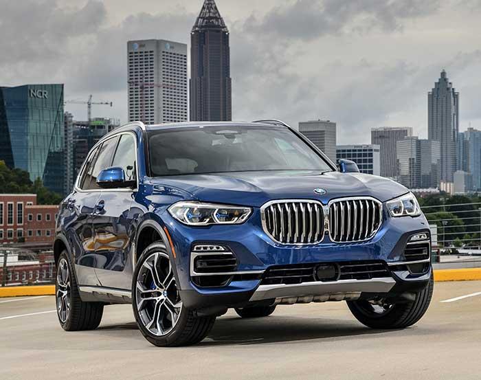 BMW X5 Series G05