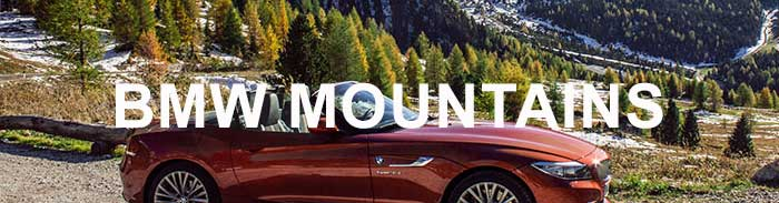 Gallery BMW Mountains