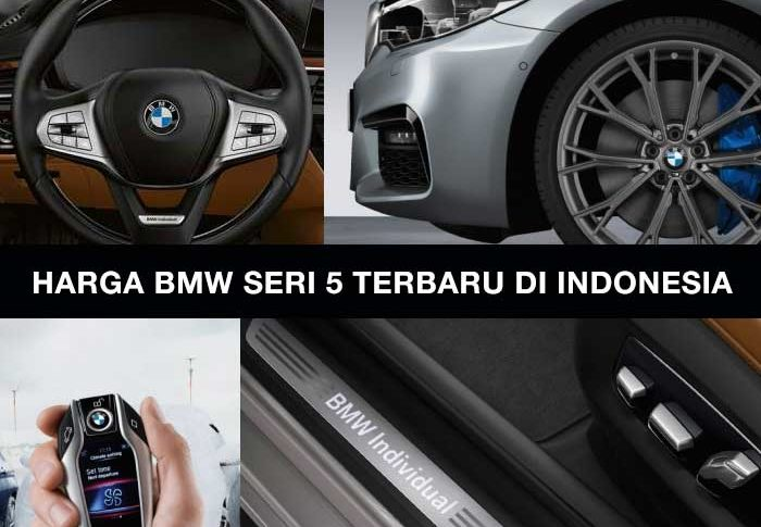 Daftar Harga BMW Seri 5