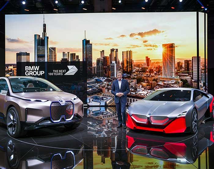 Mobil Listrik BMW Group