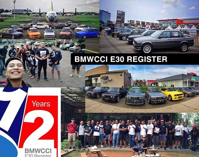 BMWCCI E30 Register