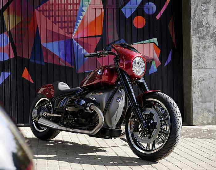 BMW Motorrad Concept R18 /2