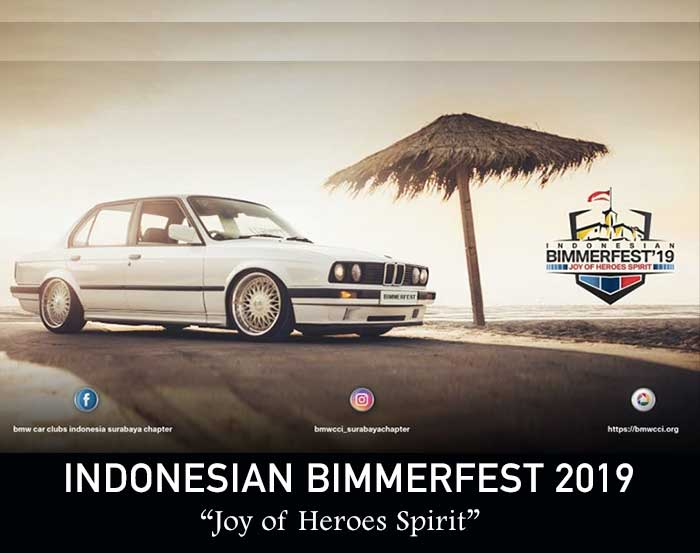 Indonesian Bimmerfest 2019
