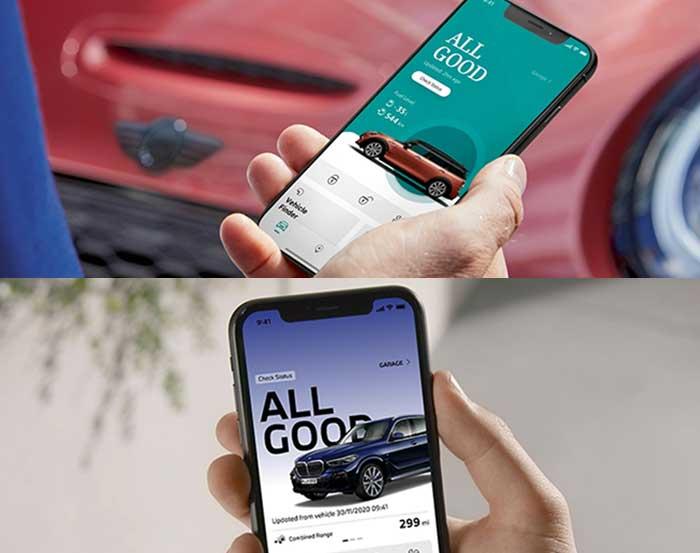 Aplikasi My BMW MINI