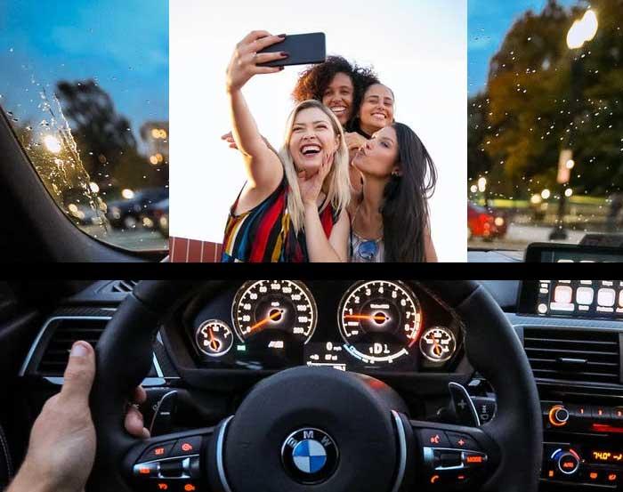 Merek BMW di Tik Tok